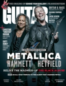 Guitar World October 01, 2021 Issue Cover