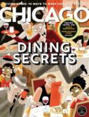 Chicago Magazine November 01, 2021 Issue Cover