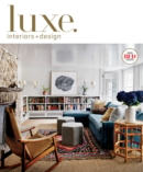 Luxe Interiors & Design September 01, 2021 Issue Cover