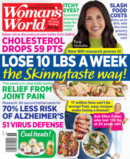 Woman's World September 06, 2021 Issue Cover