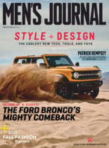 Men's Journal | 9/1/2020 Cover
