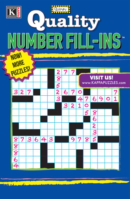 Quality Number Fill-ins | 1/1/2025 Cover