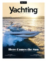 Yachting April 01, 2021 Issue Cover
