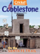Cobblestone October 01, 2021 Issue Cover