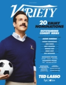 Variety July 22, 2021 Issue Cover