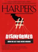 Harper's September 01, 2021 Issue Cover