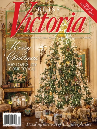 Victoria November 01, 2021 Issue Cover