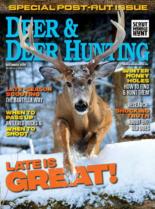 Deer & Deer Hunting | 12/2020 Cover