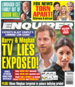 National Enquirer | 3/22/2021 Cover