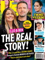 Us Weekly May 31, 2021 Issue Cover