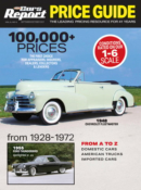 Old Cars Report Price Guide September 01, 2021 Issue Cover