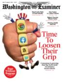 Washington Examiner July 27, 2021 Issue Cover