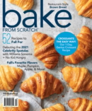 Bake From Scratch September 01, 2021 Issue Cover
