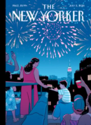 The New Yorker July 05, 2021 Issue Cover