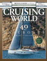 Cruising World October 01, 2020 Issue Cover