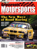 Grassroots Motorsports November 01, 2021 Issue Cover
