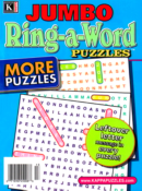 Jumbo Ring-a-Word January 01, 2025 Issue Cover