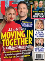 Us Weekly July 19, 2021 Issue Cover