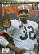 Beckett Football September 01, 2021 Issue Cover
