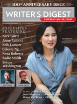 Writer's Digest November 01, 2020 Issue Cover