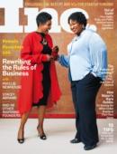 Inc. Magazine October 01, 2021 Issue Cover
