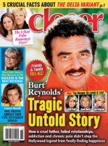 Closer September 06, 2021 Issue Cover