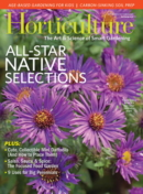 Horticulture September 01, 2021 Issue Cover