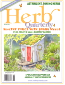 Herb Quarterly March 01, 2021 Issue Cover