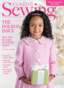 Classic Sewing December 01, 2021 Issue Cover