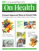 Consumer Reports On Health June 01, 2021 Issue Cover