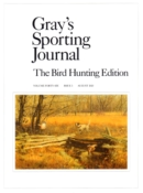 Gray's Sporting Journal August 01, 2021 Issue Cover