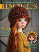 Dolls October 01, 2021 Issue Cover