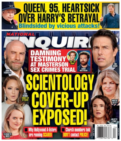 National Enquirer June 14, 2021 Issue Cover