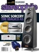 Stereophile July 01, 2021 Issue Cover