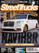 Street Trucks September 01, 2021 Issue Cover