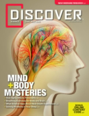 Discover September 01, 2021 Issue Cover