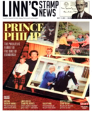 Linn's Stamp News Monthly June 17, 2021 Issue Cover