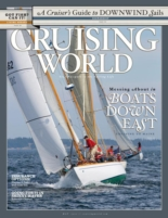 Cruising World May 01, 2021 Issue Cover