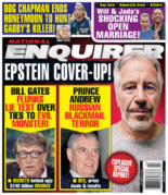 National Enquirer October 18, 2021 Issue Cover