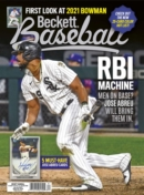 Beckett Baseball December 01, 2020 Issue Cover