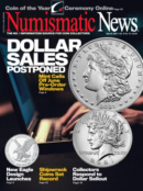 Numismatic News June 22, 2021 Issue Cover