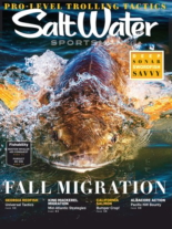 Salt Water Sportsman | 8/1/2020 Cover
