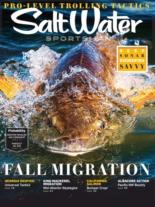 Salt Water Sportsman | 8/1/2020 Cover