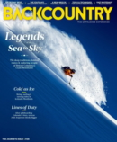 Backcountry July 01, 2021 Issue Cover