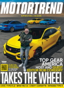 Motor Trend July 01, 2021 Issue Cover