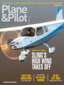 Plane & Pilot November 01, 2021 Issue Cover