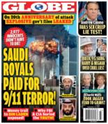 Globe September 13, 2021 Issue Cover