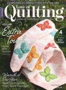 Fons & Porter's Love of Quilting | 1/1/2021 Cover
