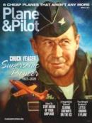 Plane & Pilot | 3/2021 Cover