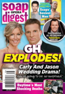Soap Opera Digest September 20, 2021 Issue Cover